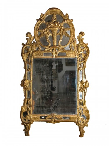 18thC Louis XV Mirror from Beaucaire (Provence)