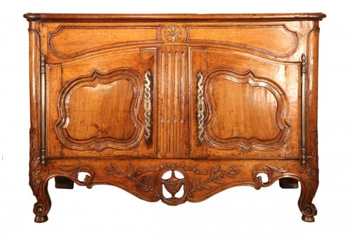 Late 18th C credence sideboard from Arles