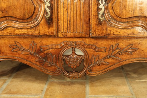 Late 18th C credence sideboard from Arles -