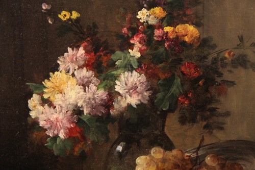 Paintings & Drawings  - Eugène PETIT 1839-1886) - Still-life