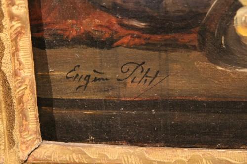 Eugène PETIT 1839-1886) - Still-life -