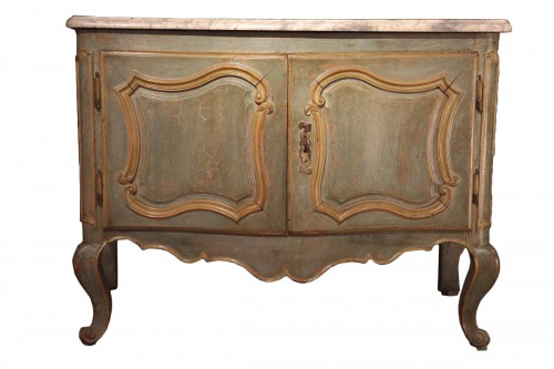 18th C Louis XV hunter buffet (dresser) from Provence
