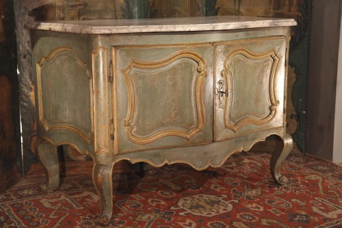 Furniture  - 18th C Louis XV hunter buffet (dresser) from Provence