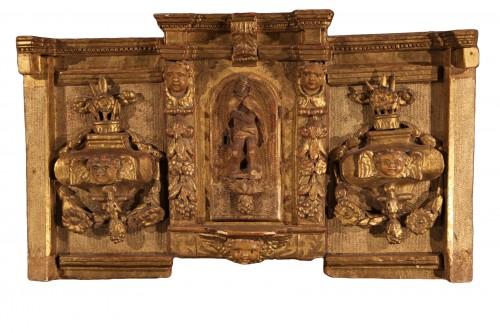 component of a Baroque altarpiece