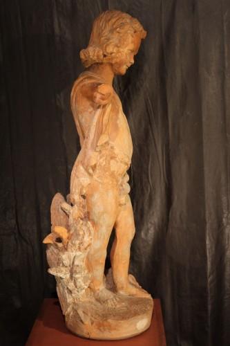 19th century - 19th C Garden sculpture