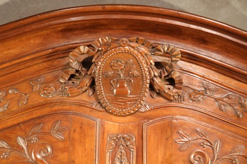 "Middle of 18thC  marriage ""armoire"" (wardrobe) From Provence -"