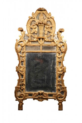 18thC Mirror from Beaucaire (Provence).