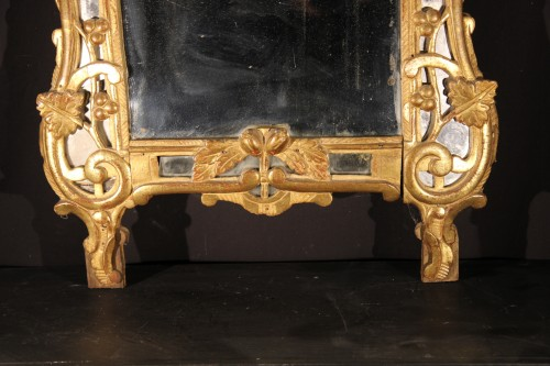 Mirrors, Trumeau  - 18thC Mirror from Beaucaire (Provence).