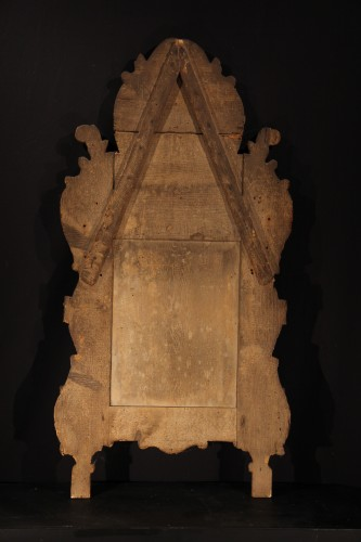 18thC Mirror from Beaucaire (Provence). -