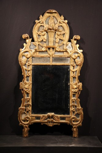 18th century - 18thC Mirror from Beaucaire (Provence).