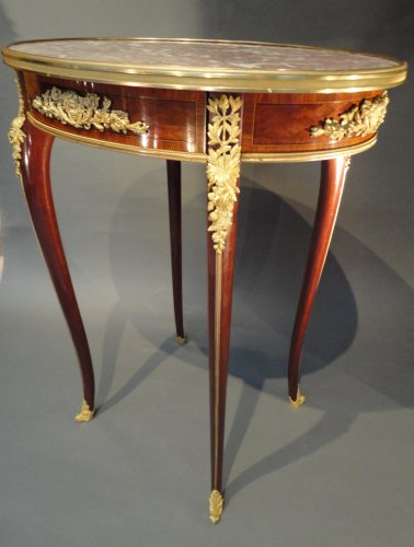 Gueridon table by françois linke