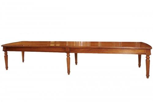 Table de salle manger ancienne antiquit s anticstore for Table salle a manger ancienne