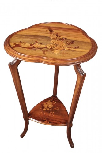 Pedestal table - Émile Gallé (1846-1904)
