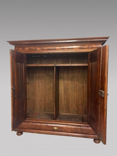 Armoire Allemande XVIIIe siècle - Mobilier Style