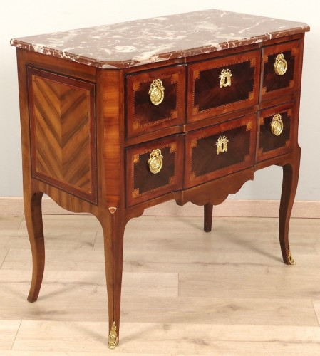 Commode sauteuse Transition - Mobilier Style Transition