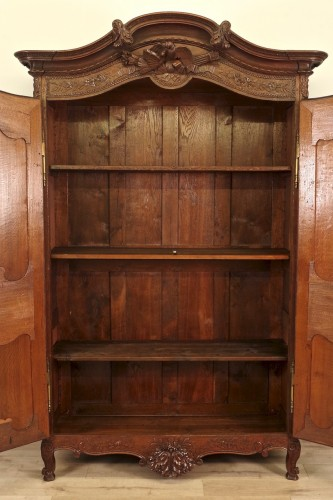 Armoire Normande Fécamp - Mobilier Style