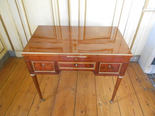 French Directoire period Coiffeuse Table - Furniture Style Directoire
