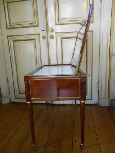 Furniture  - French Directoire period Coiffeuse Table