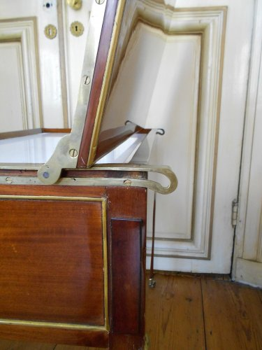 French Directoire period Coiffeuse Table -