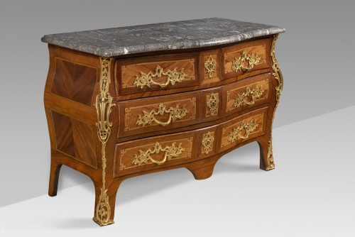 A Louis XV commode -