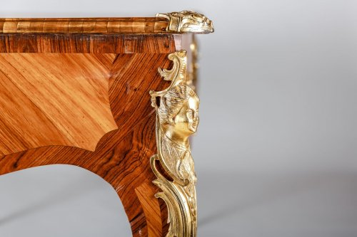 A Louis XV style Bureau Plat - Furniture Style