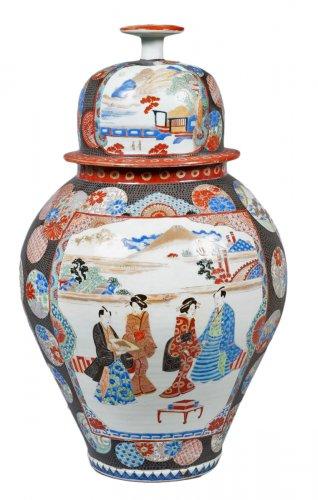 Japanese porcelain Vase - Edo period