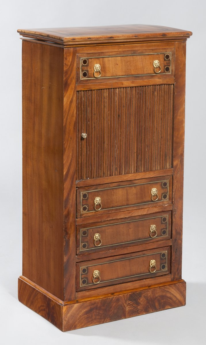 petit meuble parfums directoire xviiie si cle. Black Bedroom Furniture Sets. Home Design Ideas