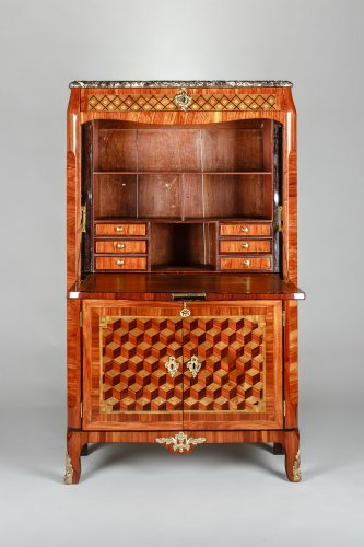 French secretaire of Transition period -