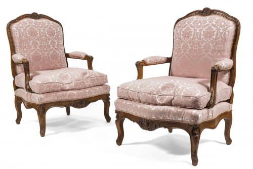 Louis XV Fauteuil | French Antiques
