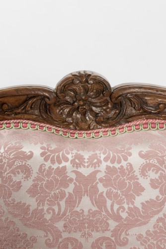 Pair of Louis XV fauteuils - Seating Style Louis XV