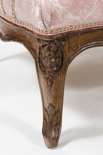 Seating  - Pair of Louis XV fauteuils