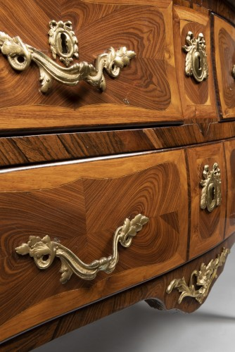 Furniture  - Louis XV commode signed by TAIRRAZ