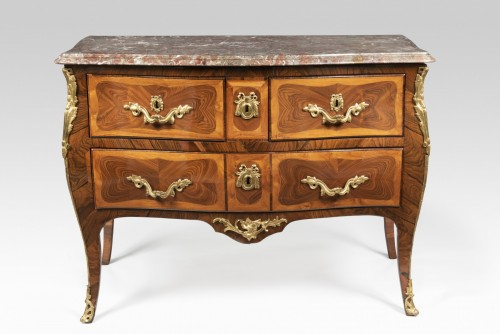 Louis XV commode signed by TAIRRAZ -