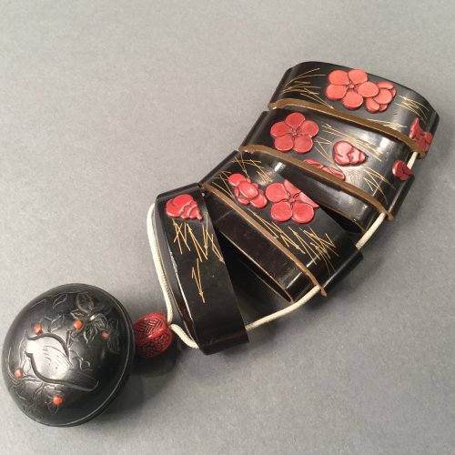 Japan, Lacquer Inro from the Meiji Period -