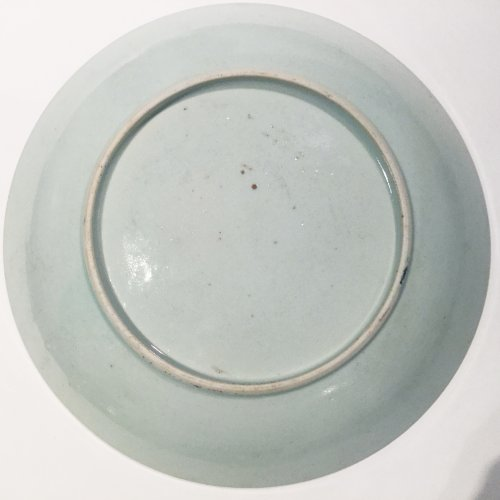 18th century - China for the Islamic market, set of 22 shallow bowls, late 18th, early 19t