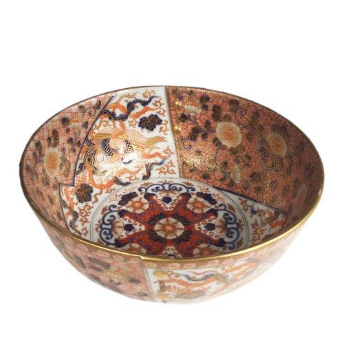 Japan, Imari bowl, Koransha, Meiji period