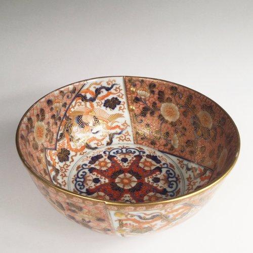 Japan, Imari bowl, Koransha, Meiji period - Asian Art & Antiques Style