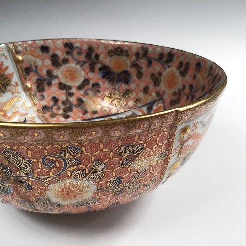 Asian Art & Antiques  - Japan, Imari bowl, Koransha, Meiji period