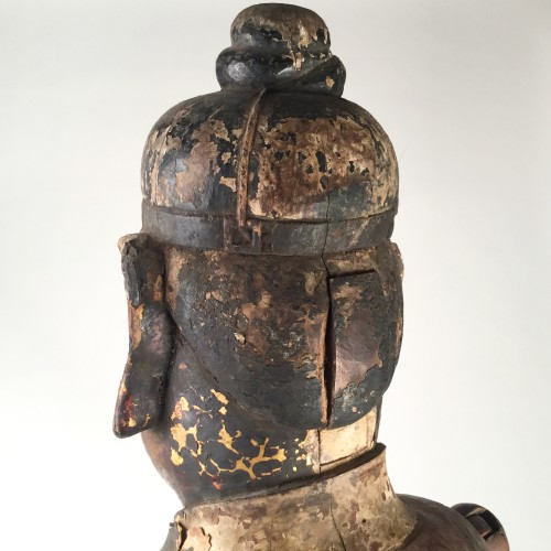 Asian Art & Antiques  - Articulated chinese puppet.