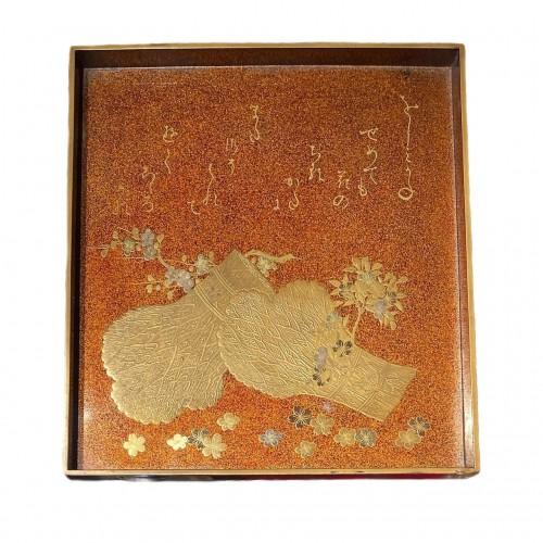 Suzuribako, Japan Edo period - Asian Art & Antiques Style