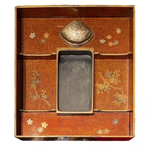 Asian Art & Antiques  - Suzuribako, Japan Edo period