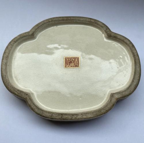 Asian Art & Antiques  - Japan , Satsuma kogo box and cover By Seikozan, Meiji Period