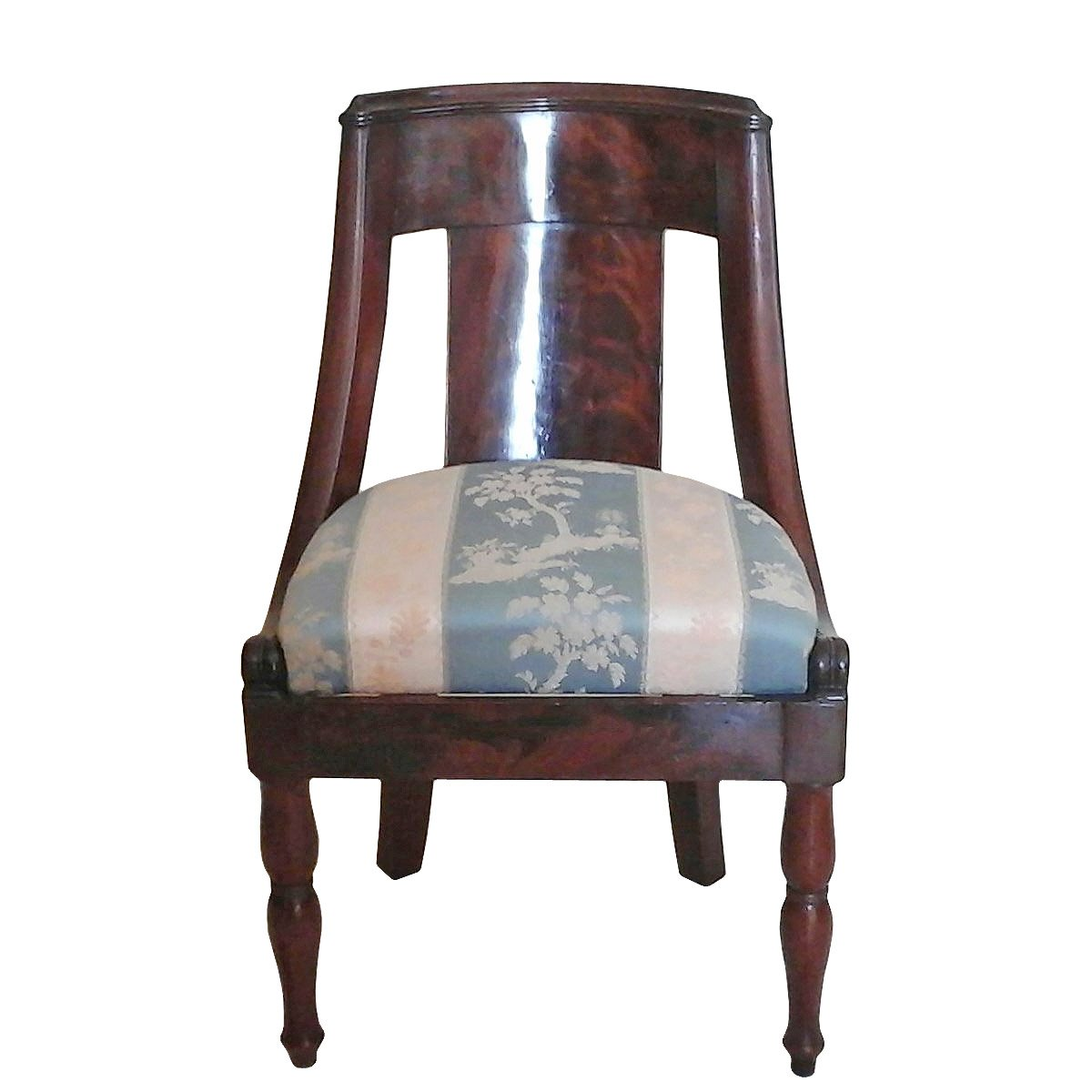 chaise d 39 enfant charles x xixe si cle. Black Bedroom Furniture Sets. Home Design Ideas