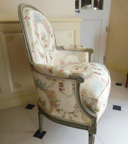 Seating  - French Louis XVI Bergere