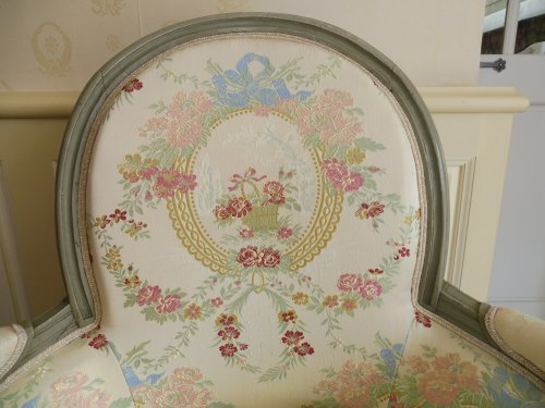 French Louis XVI Bergere -
