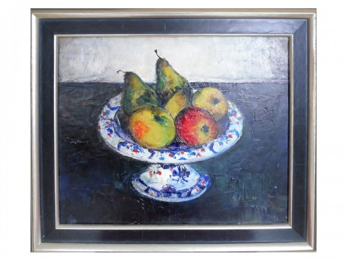 Gaston SEBIRE (1920 -2001) - Nature morte aux fruits