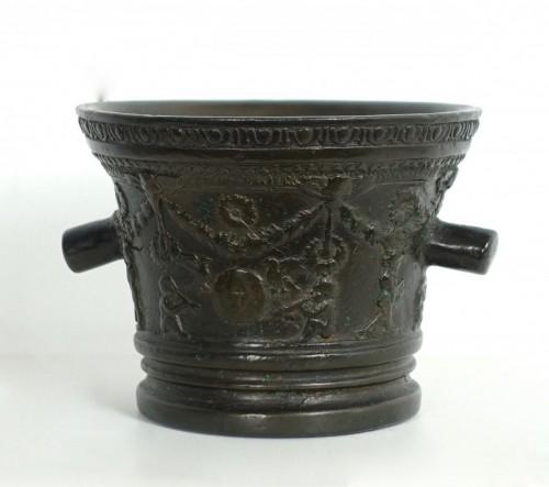 <= 16th century - Bronze mortar - Tuscany - second half of XVI century