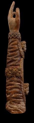 Religious Antiques  - Arm Reliquary - Venice, first half of XVII century