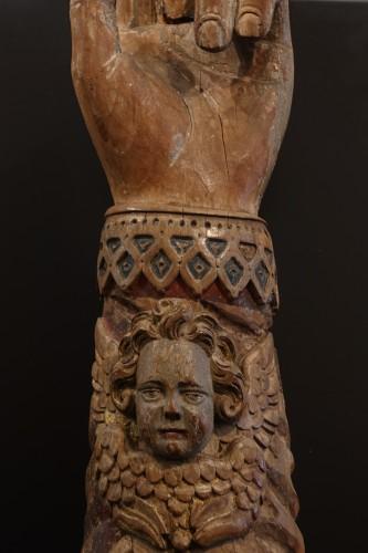 17th century - Arm Reliquary - Venice, first half of XVII century