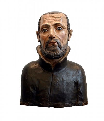 Bust of a man - Naples, around 1580
